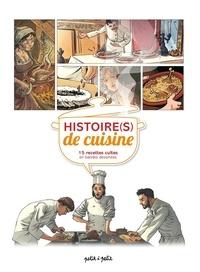 Alexandrine Cortez - Histoire(s) de cuisine Tome 1 : .