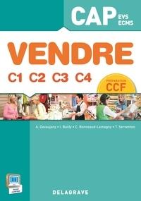 Alexandrine Devaujany - Vendre C1 C2 C3 C4 CAP EVS ECMS - Préparation CCF.