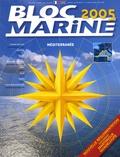 Alexandrine Pelpel et Marion Enguehard - Bloc Marine Méditerranée 2005.