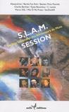 Alexandrine et  Barbie Tue Rick - SLAM session - Section lyonnaise des amasseurs de mots.