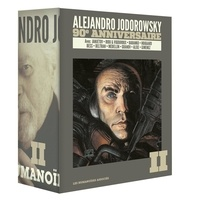 Alexandro Jodorowsky et Zoran Janjetov - Alejandro Jodorowsky 90e anniversaire Coffret II : Coffret en 3 volumes : Tomes 4, 5 et 6.