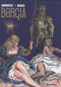 Alexandro Jodorowsky - Borgia Tome 3 : Les Flammes du Bûcher.