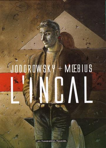 Alexandro Jodorowsky et  Moebius - L'Incal  : L'intégrale.