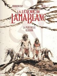 Alexandro Jodorowsky et Georges Bess - La légende du lama blanc Tome 2 : La plus belle illusion.