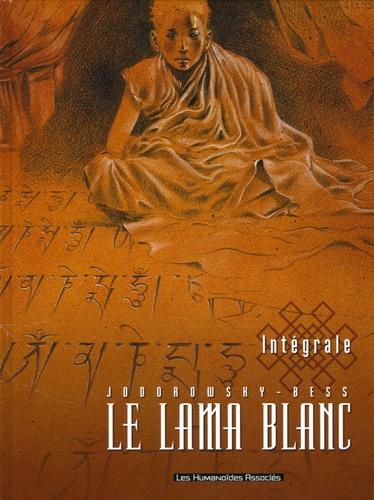 Alexandro Jodorowsky et Georges Bess - Le Lama blanc  : Intégrale.