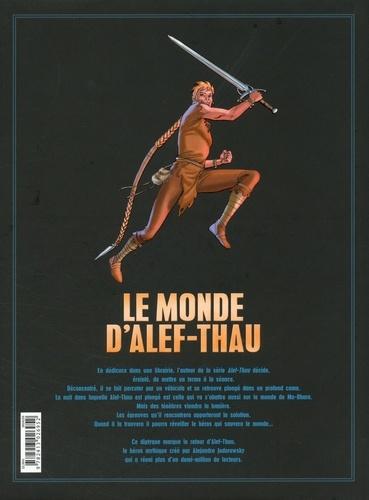 Le monde d'Alef-Thau Edition intégrale Tome 1, Résurrection ; Tome 2, Entre deux mondes