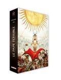 Alexandro Jodorowsky et  Théo - Le pape terrible  : Coffret en 4 volumes - Tome 1, Della rovere ; Tome 2, Jules II ; Tome 3, La pernicieuse vertu ; Tome 4, L'amour est aveugle.