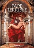 Alexandro Jodorowsky et  Théo - Le pape terrible Tome 1 : Della rovere.