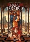 Alexandro Jodorowsky et  Théo - Le pape terrible Tome 3 : La pernicieuse vertu.