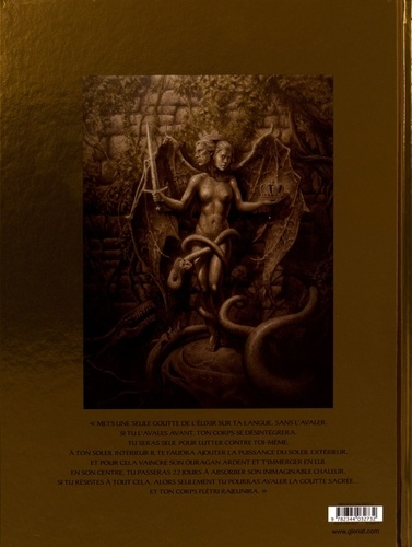 Les Chevaliers d'Héliopolis Tome 4 Citrinitas, l'oeuvre au jaune