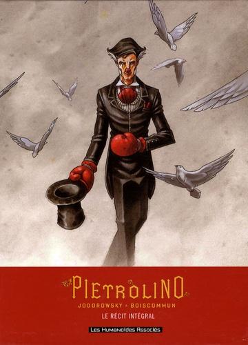 Alexandro Jodorowsky et Olivier G. Boiscommun - Pietrolino  : Coffret en 2 volumes : Tome 1, Le clown frappeur ; Tome 2, Un cri d'espoir.