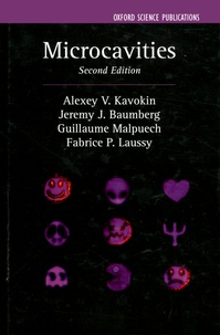 Alexey Kavokin et Jeremy Baumberg - Microcavities.