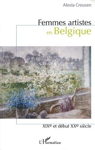 Femmes artistes en Belgique