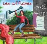 Alexia Olagnon et David Rebaud - Les affiches.