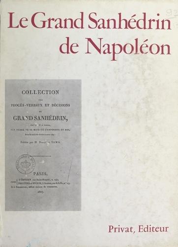 Le grand Sanhédrin de Napoléon