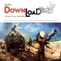Alexis Bross et Mehdi Merah - DownLoad Numéro 1 - L'ouvrage des jeux dématérialisés.