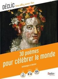 Alexis Buffet - 30 poèmes pour célébrer le monde.