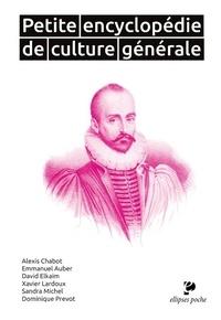 Alexis Chabot et Emmanuel Auber - Petite encyclopédie de culture générale.