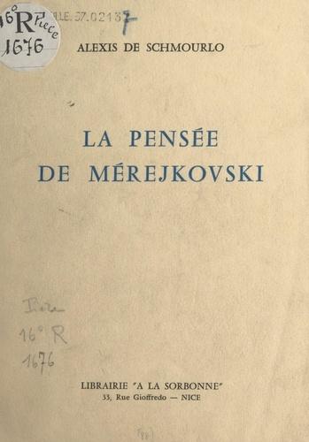 La pensée de Mérejkovski