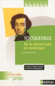Deedr.fr De la démocratie en Amérique - 4e partie du tome 2 Image