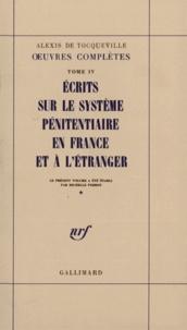Alexis de Tocqueville - .