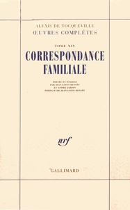 Histoiresdenlire.be Oeuvres complètes - Tome 14, Correspondance familiale Image