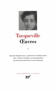 Alexis de Tocqueville - Oeuvres - Tome 2, De la démocratie en Amérique.