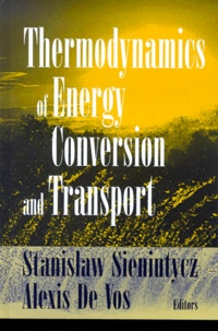 Rhonealpesinfo.fr Thermodynamics of Energy Conversion and Transport Image