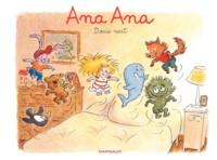 Alexis Dormal et Dominique Roques - Ana Ana Tome 1 : Douce nuit.