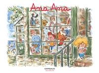 Alexis Dormal et Dominique Roques - Ana Ana Tome 15 : Les doudous libraires.