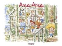 Alexis Dormal et Dominique Roques - Ana Ana - Tome 15 - Les doudous libraires.