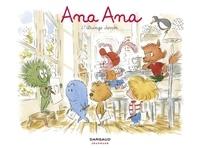 Alexis Dormal et Dominique Roques - Ana Ana - tome 16 - L'étrange dessin.