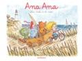 Alexis Dormal et Dominique Roques - Ana Ana Tome 3 : Une virée à la mer.