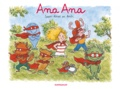 Alexis Dormal et Dominique Roques - Ana Ana Tome 5 : Super-héros en herbe.