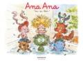 Alexis Dormal et Dominique Roques - Ana Ana Tome 6 : Tous au bain !.