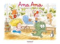 Alexis Dormal et Dominique Roques - Ana Ana Tome 8 : Coup de peigne pour Touffe de poils.