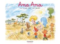 Alexis Dormal et Dominique Roques - Ana Ana Tome 9 : .