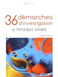 Alexis Dumont - 36 démarches d'investigation en physique-chimie.