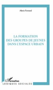 La formation des groupes de jeunes en milieu urbain - Pratiques spatiales et rapports sociaux.pdf