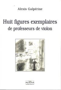 Rhonealpesinfo.fr Huit figures exemplaires de professeurs de violon Image
