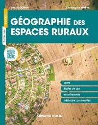 Téléchargeur de livres en ligne google Géographie des espaces ruraux par Alexis Gonin, Christophe Quéva MOBI DJVU