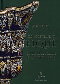 Alexis Kugel - Complètement piqué - Le fol art de l'écaille à la cour de Naples.