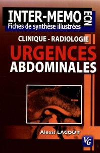 Alexis Lacout - Urgences abdominales - Radiologie.