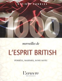 Alexis Lavis - 1000 merveilles de l'esprit british.