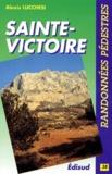 Alexis Lucchesi - Randonnées à pied dans la montagne Sainte-Victoire.