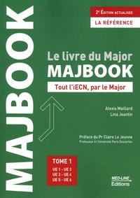 Alexis Maillard et Lina Jeantin - Le livre du Major MAJBOOK - Tout l'iECN, par le Major. Tome 1 : UE 1 - UE 2 - UE 3 - UE 4 - UE 5 - UE 6.