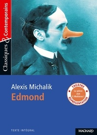 Ebooks à télécharger gratuitement en pdf Edmond par Alexis Michalik 9782210759268