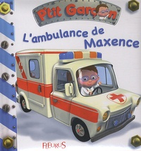 Alixetmika.fr L'ambulance de Maxence Image