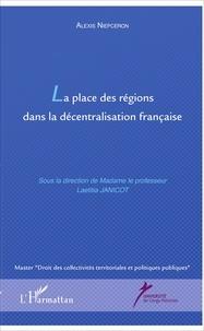 Galabria.be La place des régions dans la décentralisation française Image