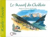 Alexis Nouailhat - Le massif de Chablais.